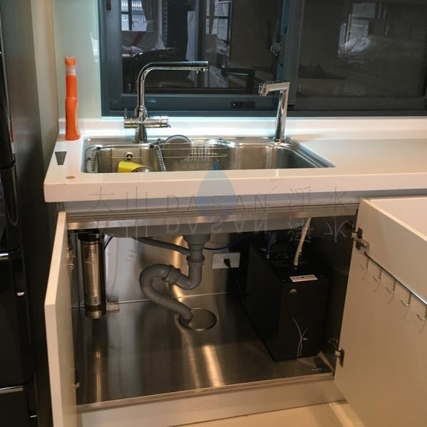 宮黛 GD-600 廚下型加熱器 觸控式雙溫飲水機 搭贈 愛惠浦 Everpure QL3-BH2 淨水組 愛惠浦