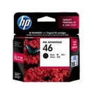 HP CZ637AA (NO.46) 黑色墨匣