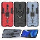 OPPO Reno 2Z 指環鋼鐵俠 手機殼 支架 保護殼 全包邊 防摔