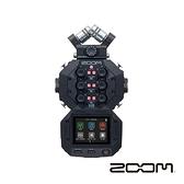 ZOOM H8 手持數位錄音機-黑