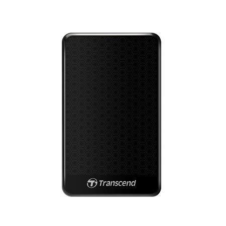 創見 行動硬碟 【TS1TSJ25A3K】 1TB 25A3 效能和美型兼顧 USB3.0 三年保固 新風尚潮流