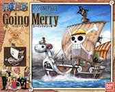 組裝模型 ONE PIECE 海賊王航海王 黃金梅莉 前進梅利號 (角色需自行塗裝)