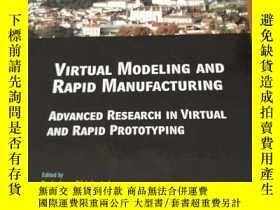 二手書博民逛書店Virtual罕見Modeling and Rapid ManufacturingY397161