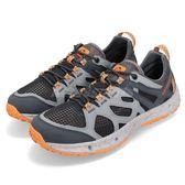 Merrell 戶外鞋 Hydrotrekker 橘 灰 男鞋 越野 水陸兩棲 運動鞋【PUMP306】 ML50185