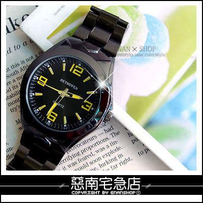 惡南宅急店首頁推薦‧送禮推薦 悠閒絕色造型錶款可當情侶對錶 中性錶【0073F】