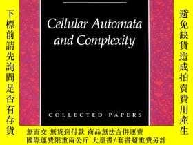 二手書博民逛書店Cellular罕見Automata And ComplexityY364682 Stephen Wolfra
