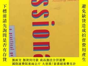 二手書博民逛書店THE罕見PASSIONATE TEACHER(小16開平裝本)