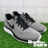 Nike TANJUN RACER 黑灰白 編織感 網布 輕量 休閒慢跑 男 (布魯克林) 2018/3月 921669-004