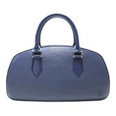 路易威登 LOUIS VUITTON LV 藍色EPI水波紋手提包 Jasmine M5278G 【BRAND OFF】
