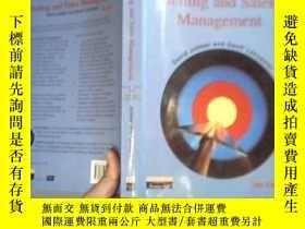 二手書博民逛書店Selling罕見and Sales ManagementY42