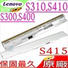 Lenovo S300,S310 電池(原廠白)-聯想 S400,S405,S410,S415,M30-70,M40-70, L12s4L01,L12s4z01,4icr17/65