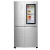 LG樂金820公升敲敲看門中門對開WIFI冰箱GR-QL88N