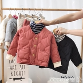 嬰兒棉衣外套 寶寶棉服男女小薄襖2021新款嬰兒棉襖冬洋氣小童棉衣外套1-2-3歲0 coco