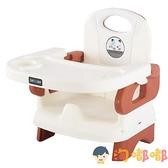 兒童餐桌寶寶餐椅吃飯座椅多功能便攜式可折疊靠背椅【淘嘟嘟】