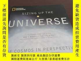 二手書博民逛書店Sizing罕見Up the Universe: The Cosmos in Perspective【12開精裝】