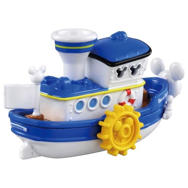 《 TOMICA 》夢幻小汽車 - DM 06唐老鴨蒸汽船 / JOYBUS玩具百貨