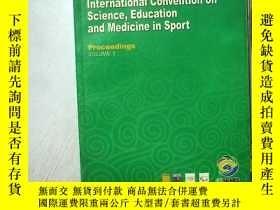 二手書博民逛書店2008罕見INTERNATIONAL CONVENTION ON SCIENCE EDUCATION AND M