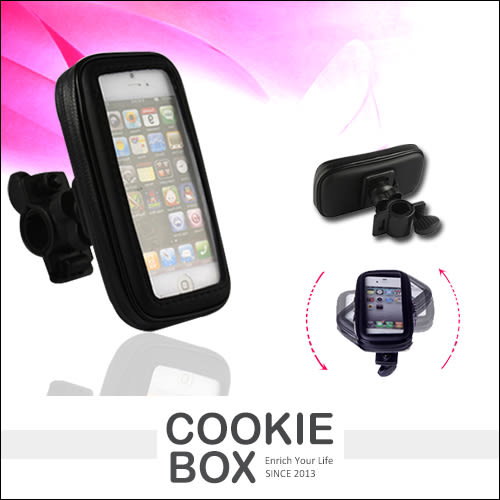 腳踏車 防水包 手機包 手機座 自行車架 iPhone4 iPhone5 Note2 3 S2 S3 S4 小米機 蝴蝶機 new one M7