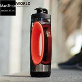 水杯便攜運動水壺大容量戶外健身水瓶 硅膠【ManShop】