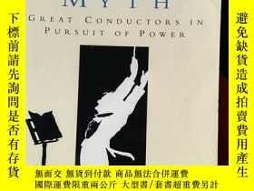 二手書博民逛書店英文原版:the罕見maestro myth(指揮家的書)Y21