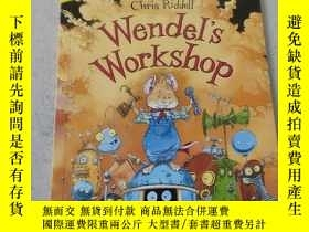 二手書博民逛書店Wendel s罕見workshop:文德爾車間Y212829