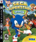 PS3 Sega Superstars Tennis SEGA超級巨星網球(美版代購)