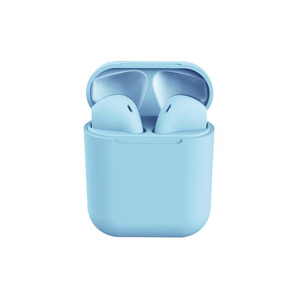 繽紛 馬卡龍 色系 磨砂 金屬質感 金屬色 藍芽 5.0 降噪 HIFI 智慧 觸控 無線 藍芽 耳機