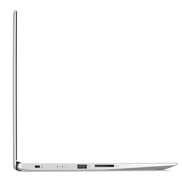 宏碁 acer Swift 1 SF113-31 銀 240G SSD+64G飆速特仕版【N3350/13.3吋/霧面/指紋辨識/續航/Win10 S/Buy3c奇展】C4W7