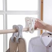 晾被子大夾子防風多功能衣夾晾衣夾曬衣服夾