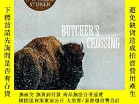 二手書博民逛書店Butcher s罕見CrossingY256260 John Williams Vintage Books