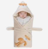 嬰兒抱被春秋純棉初生寶寶外出產房被子