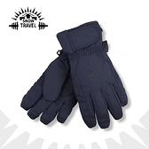 【SNOW TRAVEL 100%羽毛防水透氣手套《藍》】AR-1/防風手套/保暖手套/羽絨手套/出國旅遊/賞雪/滑雪