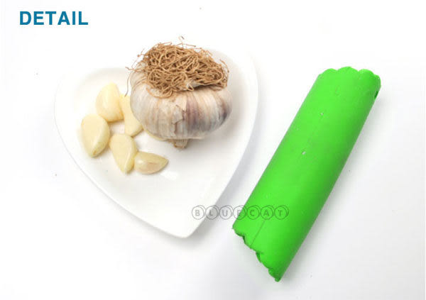 【BlueCat】做菜也能好輕鬆 超便利輕鬆剝蒜皮器