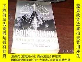 二手書博民逛書店POINT罕見BLANK(外文圖書以圖爲準)Y226732