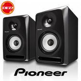 (預購) Pioneer DJ S-DJ60X 6吋主動式監聽喇叭 黑 (一對) 公司貨