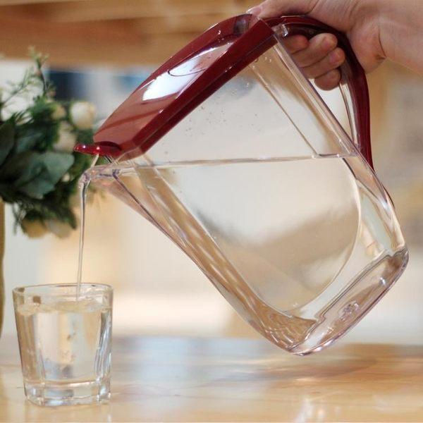 冷水壺大容量耐高溫涼水壺食品級塑料果汁壺加厚裝水壺家用茶水壺「摩登大道」