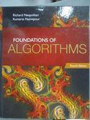 【書寶二手書T9/大學理工醫_ZHG】Foundations of Algorithms, 4/e (Hardcover
