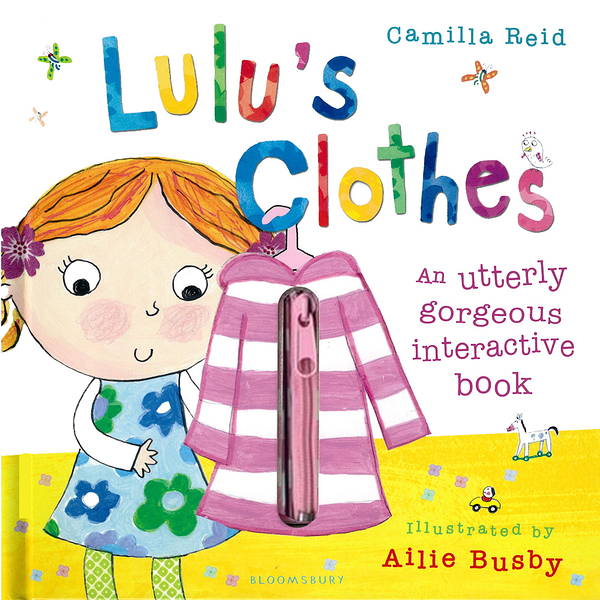 Lulu's Clothes 可愛Lulu穿衣服趣味操作書