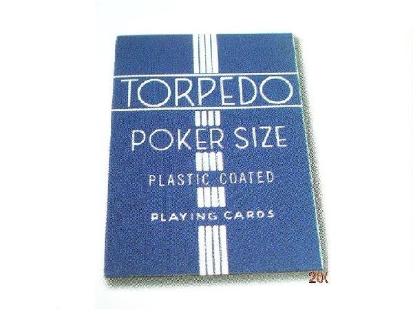 【USPCC撲克館】美國進口 TORPEDO 撲克牌