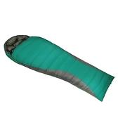 【南紡購物中心】MIT 防風防潑水鵝絨睡袋(顏色隨機)【GD800】