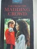【書寶二手書T5/原文小說_GFA】Far from the Madding Crowd_Hardy, Thomas/ West, Clare (CO
