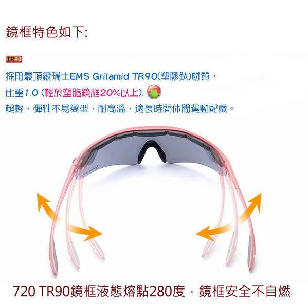 『凹凸眼鏡』澳洲 720RideT337Lite-9運動型專用鏡框