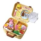 《 MIMI World 》MIMI寵物野餐包-粉紅小兔的家 / JOYBUS玩具百貨