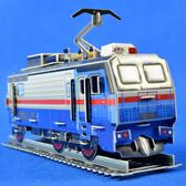 佳廷模型 親子DIY紙模型3D立體勞作立體拼圖專賣店 鐵道模型發展史3 電氣動力火車模型 邦維