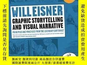 二手書博民逛書店Graphic罕見Storytelling And Visual NarrativeY255562 Will