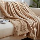 寢居小毛毯 被子羊羔絨雙層加厚保暖辦公室單人午睡蓋毯冬季珊瑚絨毯子【快速出貨八折搶購】