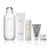 IPSA ME濕潤平衡液175ml+舒緩潔膚乳e50ml+泥狀角質按摩霜e15g+ME濕潤平衡液(基礎3)30ml+