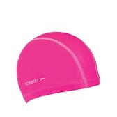 【線上體育】SPEEDO 成人合成泳帽 Pace 粉紅