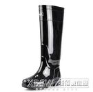 男士水鞋雨靴男款防水鞋高筒中筒低幫短筒套鞋膠鞋水靴男CY『新佰數位屋』