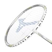 MIZUNO 羽球拍(含拍袋)(羽毛球 羽球拍 穿線拍 訓練 美津濃≡體院≡ 73TTB19102